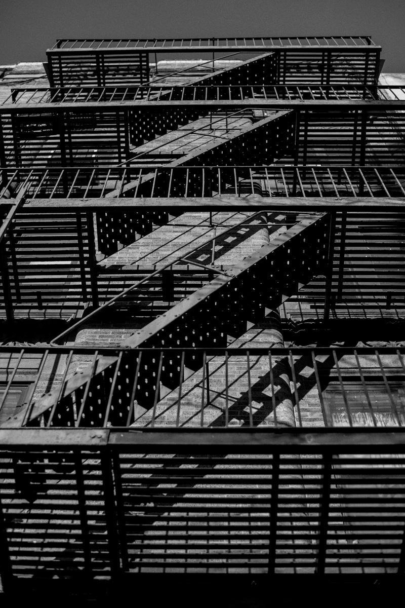 FIRE ESCAPE #1